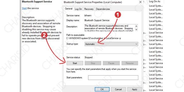 Bluetooth Laptop Tidak Bisa Mengirim dan Menerima File