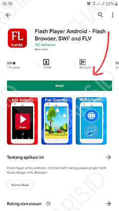 Cara Mengatasi Error Loading Player Android