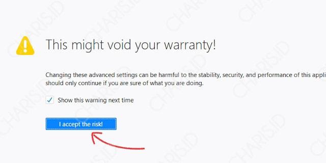 Mengatasi Secure Connection Failed