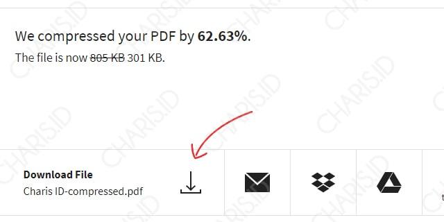 Cara Compress PDF menjadi 200kb