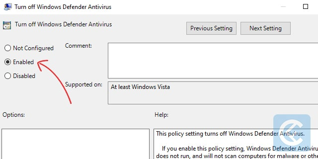 Cara Mematikan Windows Defender Sementara