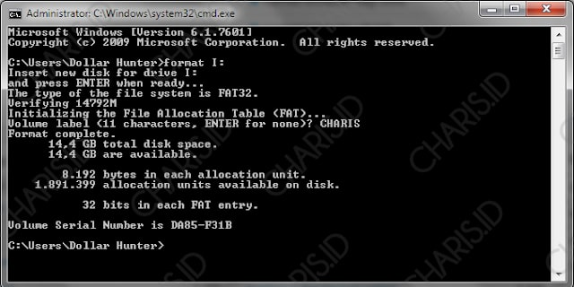 Cara Mengatasi Flashdisk Minta Format Terus