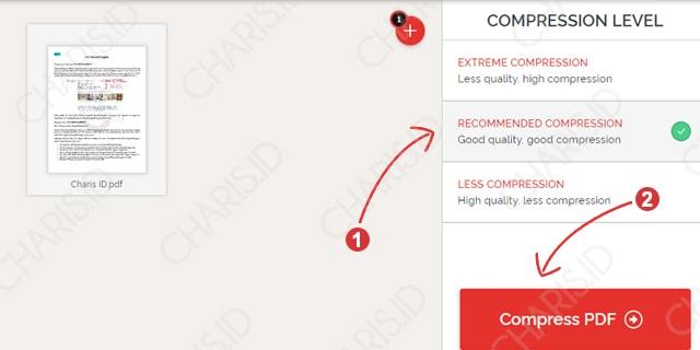 Cara Mengecilkan Ukuran PDF Online