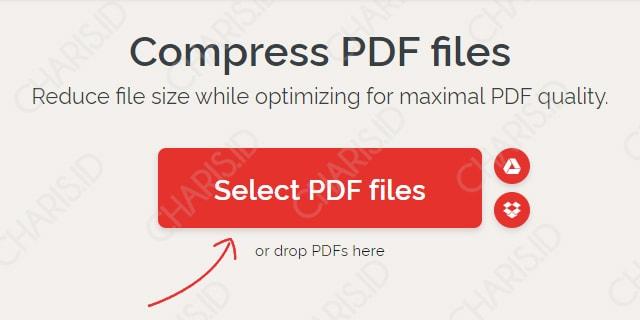Compress Ukuran PDF