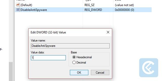Mematikan Windows Defender Permanen