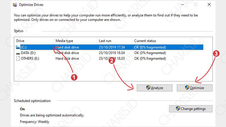 cara mengatasi laptop lemot saat dihidupkan