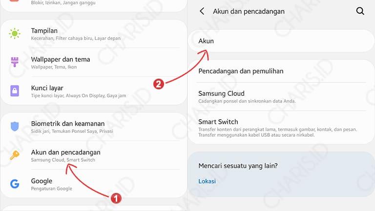 Cara Keluar Gmail di Android