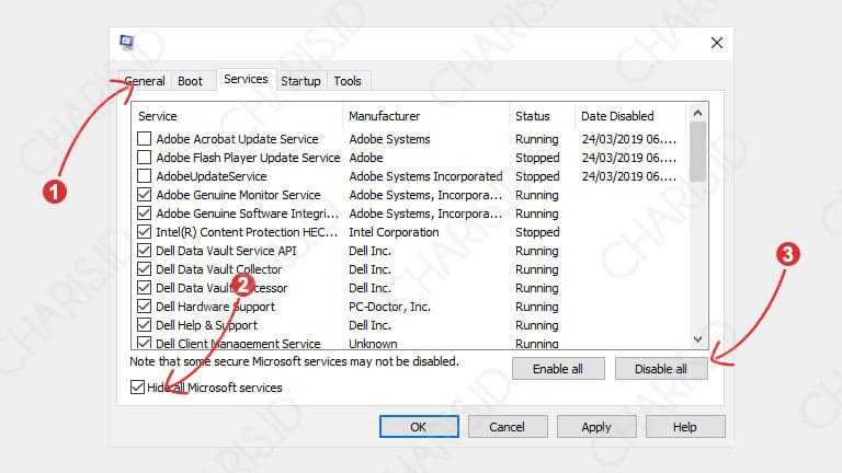 Cara Mengatasi Error Windows Script Host