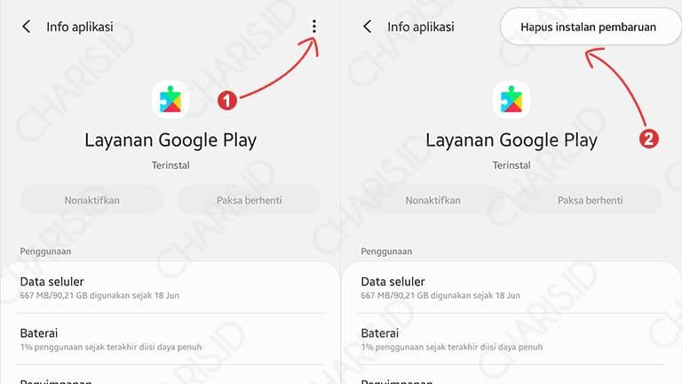 Cara Mengatasi Sayangnya Layanan Google Play Berhenti