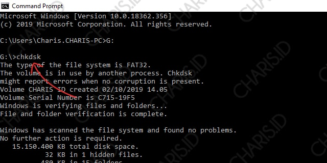 Flashdisk Tidak Terbaca di Komputer