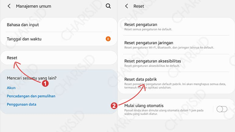 cara mengatasi google play services has stopped