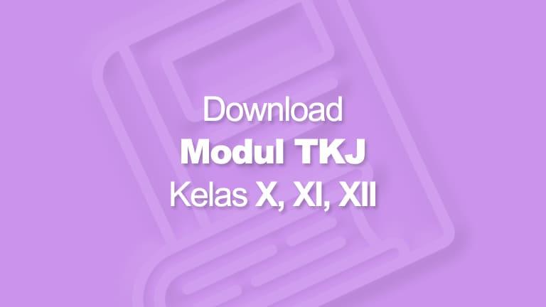 Download Modul TKJ