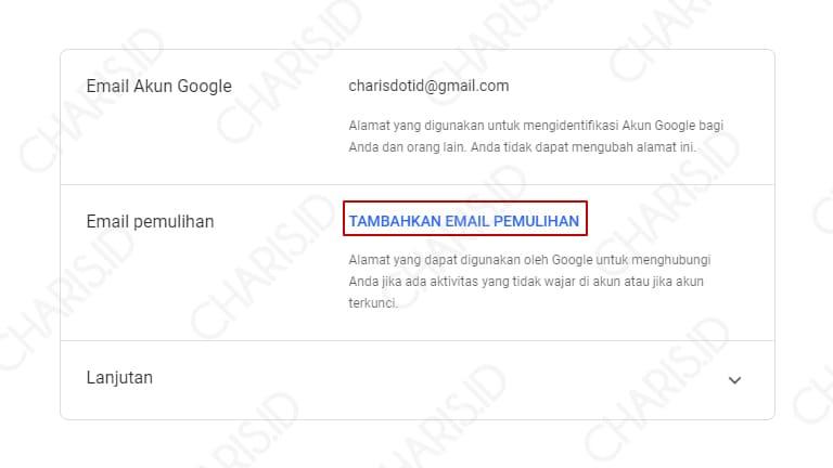 cara agar gmail aman