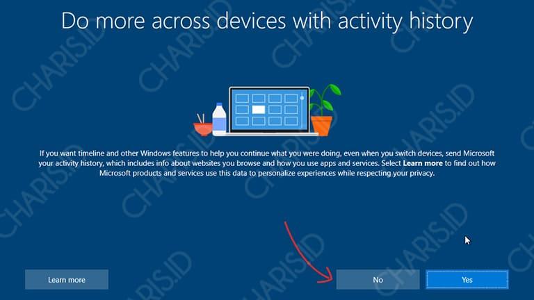 cara install ulang windows 10 terbaru