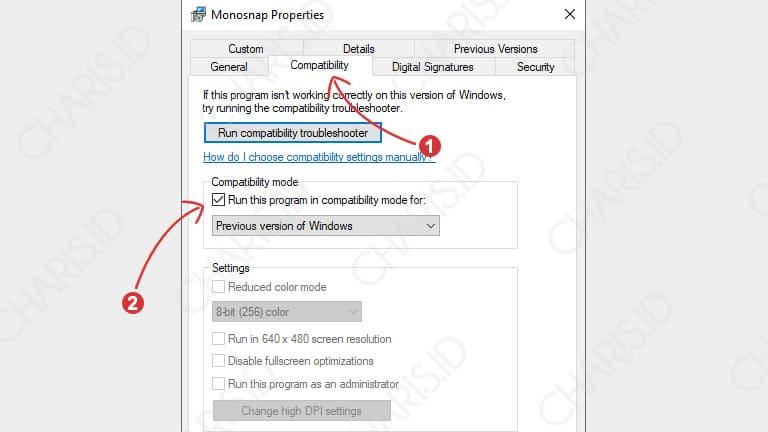 cara mengatasi nsis error saat install aplikasi