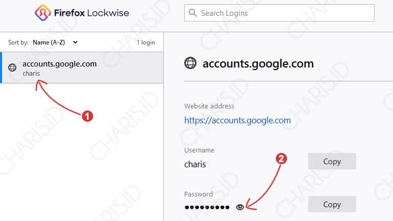 cara mengetahui password gmail sendiri