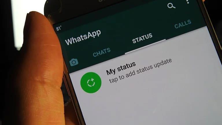 cara download status whatsapp tanpa aplikasi