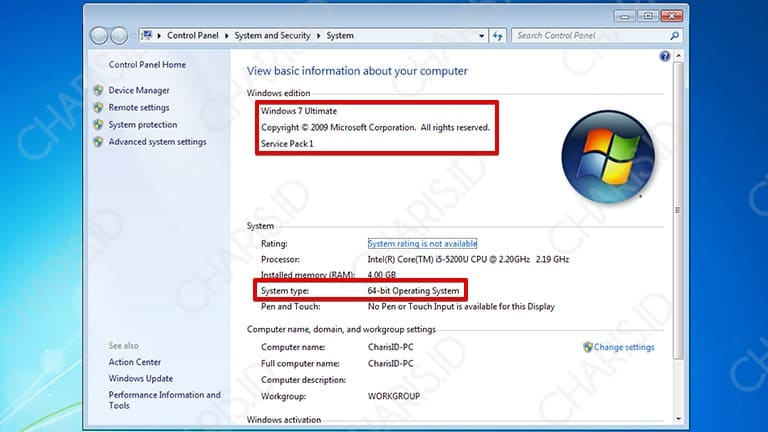 cara install whatsapp di windows 7