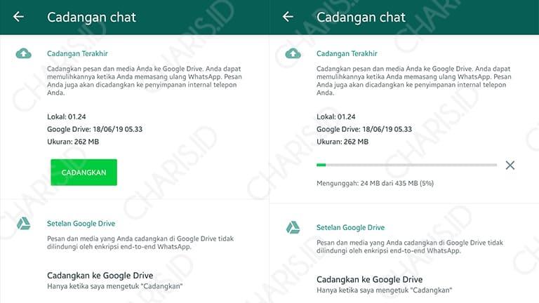 cara mengganti tema whatsapp tanpa gbwhatsapp