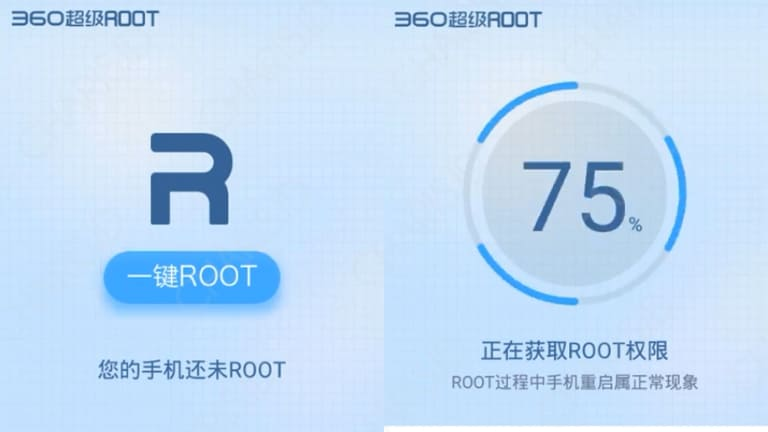 cara root android menggunakan 360 root