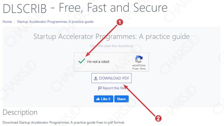 cara download scribd gratis