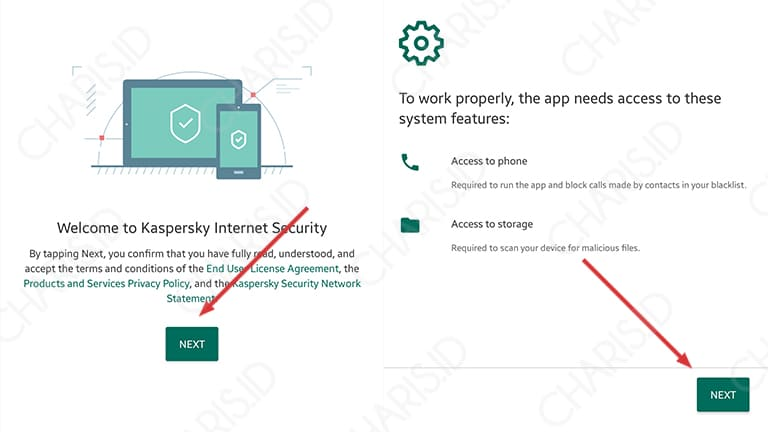 cara menghilangkan virus android