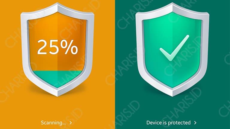 cara menghilangkan virus di android yang membandel