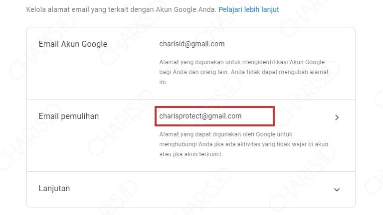 cara mengamankan akun gmail verifikasi 2 langkah