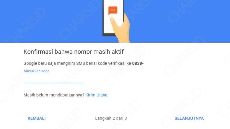 mengamankan akun google