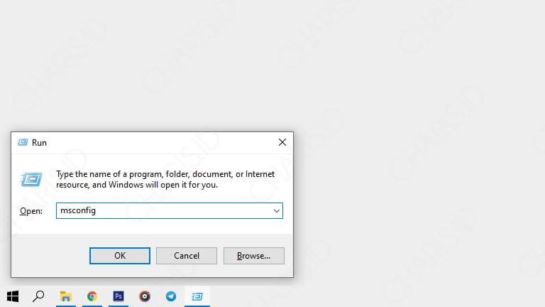 cara mengaktifkan windows script host