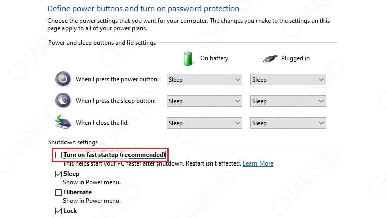 cara mematikan laptop yang tidak bisa di shutdown
