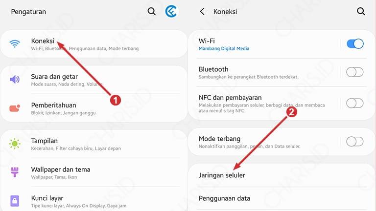 APN Telkomsel 4G