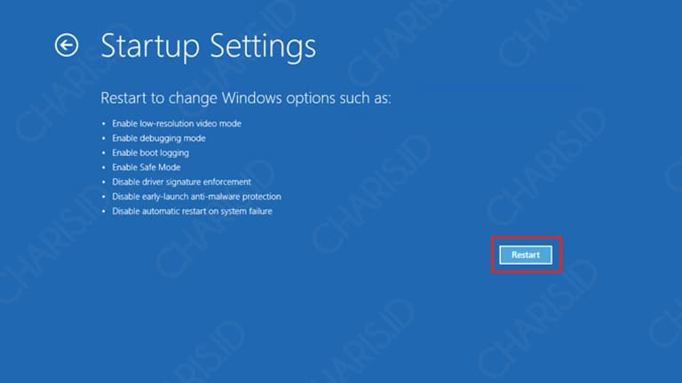 cara masuk ke safe mode di windows 10