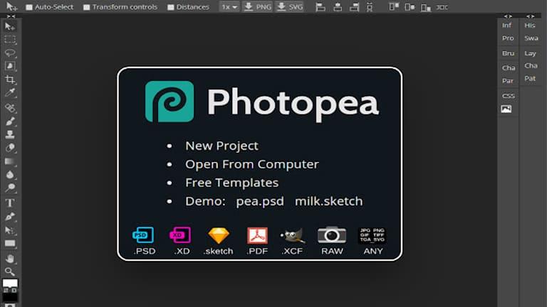 aplikasi edit foto di pc online