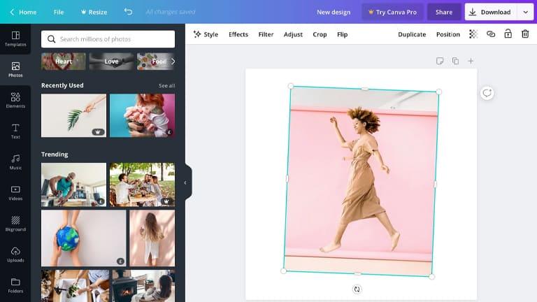 aplikasi edit foto pc online