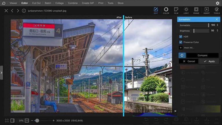 aplikasi edit foto pc terbaru