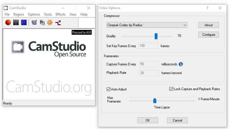 aplikasi perekam layar pc tanpa watermark