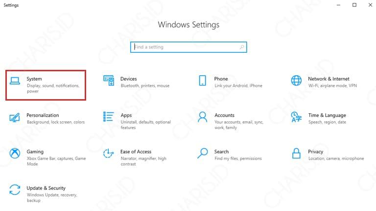 cara menghapus cache di laptop windows 10