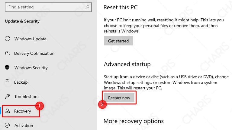 cara menghilangkan virus shortcut di laptop