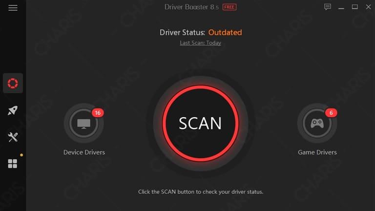 cara update driver laptop dengan driver booster