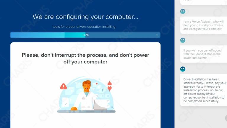 cara update driver laptop offline