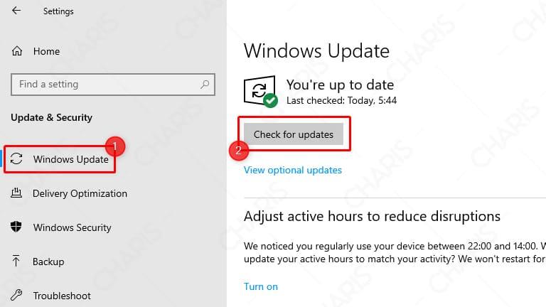 cara update driver laptop online