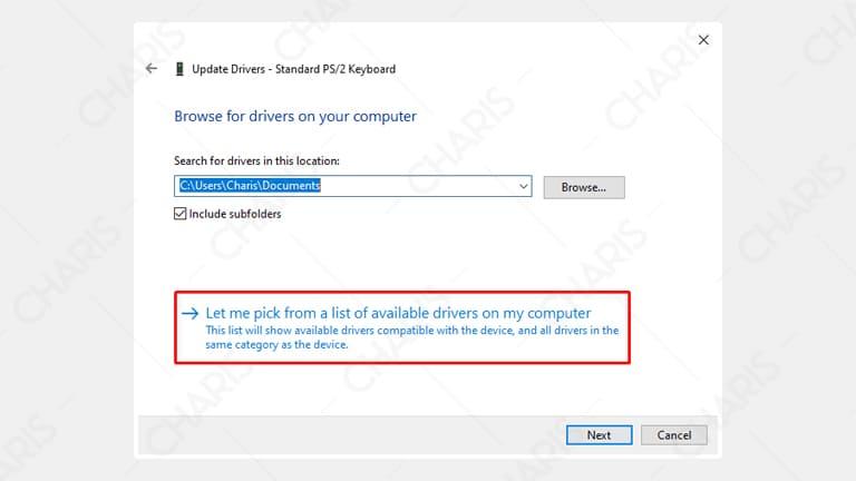 cara mematikan fungsi keyboard di laptop